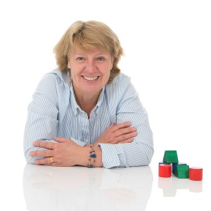 Upphandlingskonsult och anbudsgivare Anett Hansen porträtt